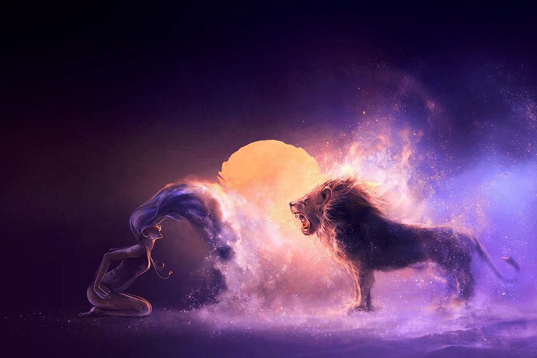 Luna august si Leul: astrologie aplicata